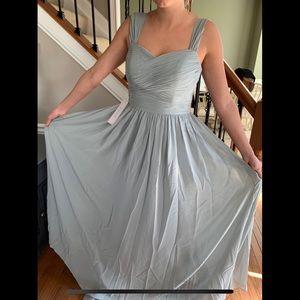 Bridesmaids dress - Azazie Zapheira style